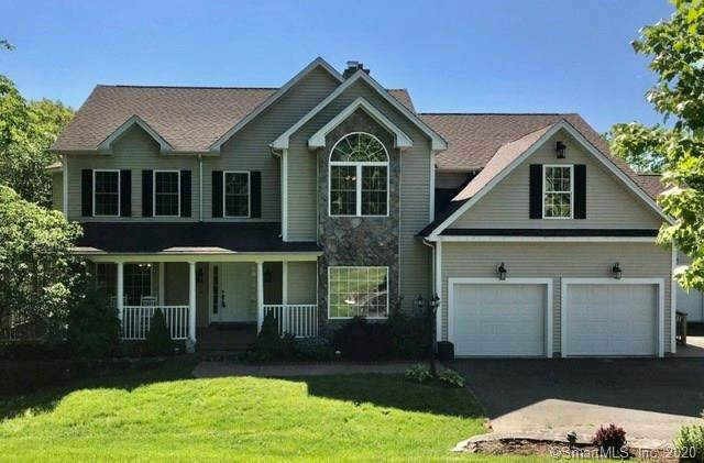 8 Hunting Lane, North Haven, CT 06473 (MLS #170296152) :: Carbutti & Co Realtors