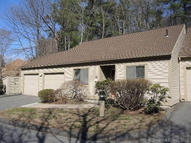 6 Haddam Drive #6, Avon, CT 06001 (MLS #170297703) :: Spectrum Real Estate Consultants