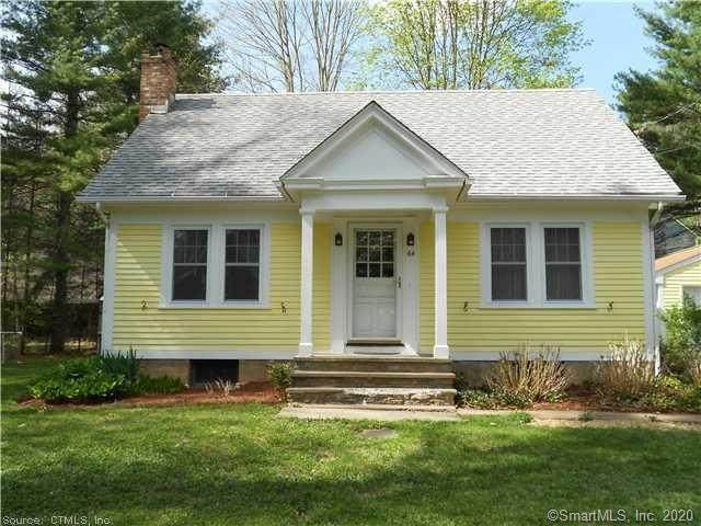 64 Meadowbrook Lane, Mansfield, CT 06250 (MLS #170298282) :: The Higgins Group - The CT Home Finder