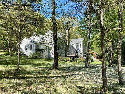 9 Lake Lillinonah Road S, Bridgewater, CT 06752 (MLS #170298976) :: Around Town Real Estate Team