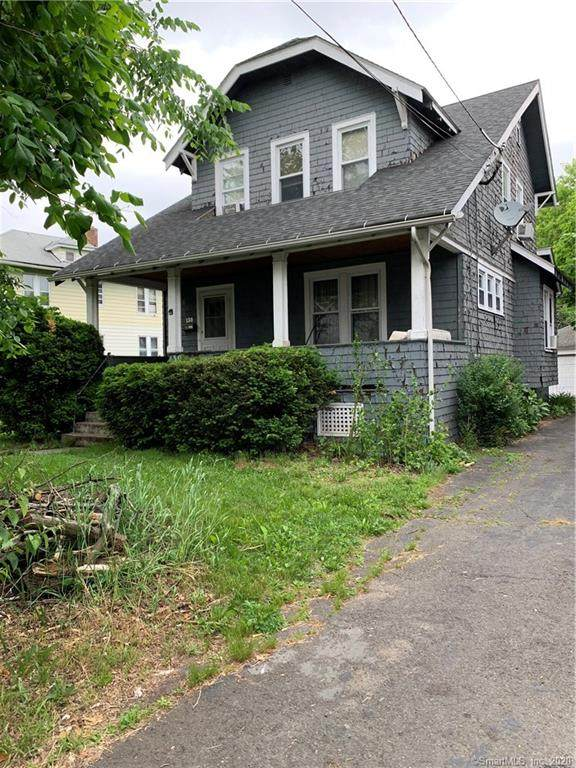 130 Campfield Avenue, Hartford, CT 06114 (MLS #170300213) :: The Higgins Group - The CT Home Finder