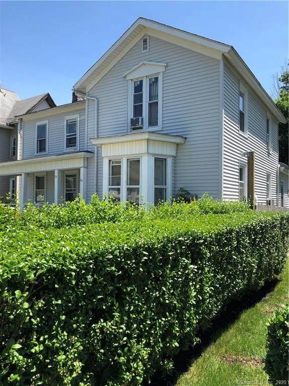 94 Elm Street #2, Danbury, CT 06810 (MLS #170300424) :: The Higgins Group - The CT Home Finder