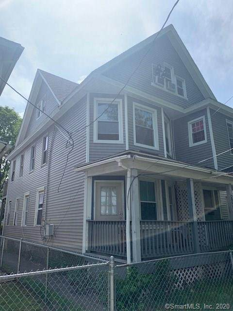 1383 Park Avenue, Bridgeport, CT 06604 (MLS #170300530) :: The Higgins Group - The CT Home Finder