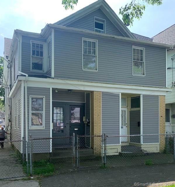 1397-99 Park Avenue, Bridgeport, CT 06604 (MLS #170300543) :: The Higgins Group - The CT Home Finder