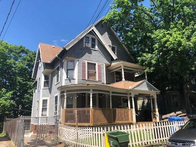 141 Chestnut Avenue, Waterbury, CT 06710 (MLS #170301282) :: The Higgins Group - The CT Home Finder