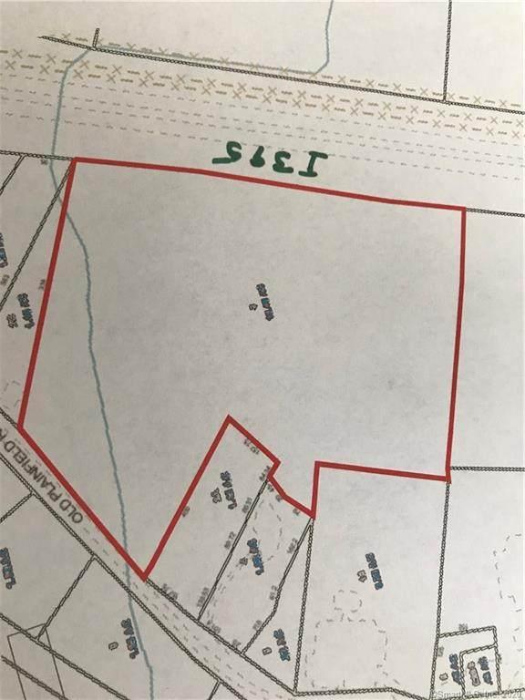 0 Old Plainfield Road, Plainfield, CT 06374 (MLS #170304383) :: Team Feola & Lanzante | Keller Williams Trumbull