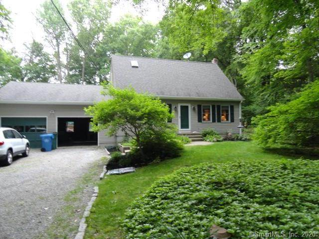 34 Brookside Drive, Salem, CT 06420 (MLS #170304992) :: Spectrum Real Estate Consultants