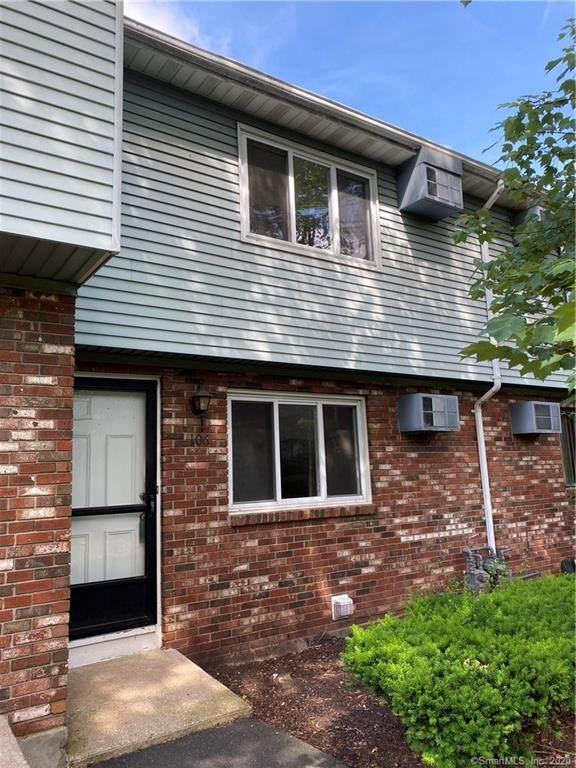 106 Churchill Drive #106, Newington, CT 06111 (MLS #170307094) :: Carbutti & Co Realtors