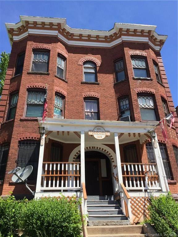 906 Park Street, Hartford, CT 06106 (MLS #170308875) :: The Higgins Group - The CT Home Finder