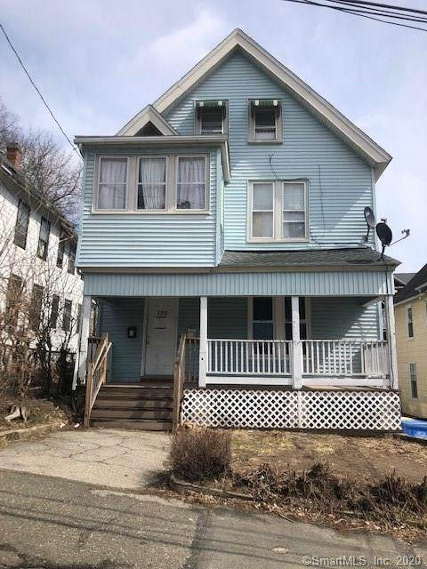 132 Central Avenue, Waterbury, CT 06702 (MLS #170309943) :: Team Feola & Lanzante | Keller Williams Trumbull