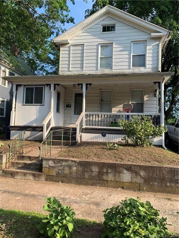 238 West Hazel Street, New Haven, CT 06511 (MLS #170310114) :: Frank Schiavone with William Raveis Real Estate