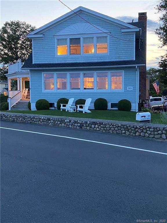 23 Soundview Drive, Westport, CT 06880 (MLS #170310634) :: Frank Schiavone with William Raveis Real Estate