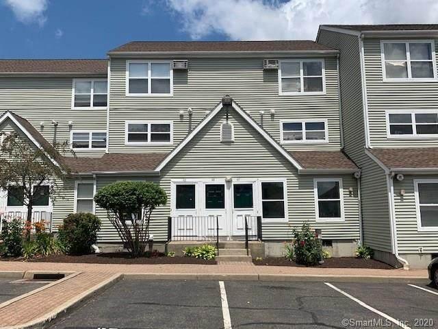 100 San Vincenzo Place #46, Norwalk, CT 06854 (MLS #170310991) :: Kendall Group Real Estate | Keller Williams