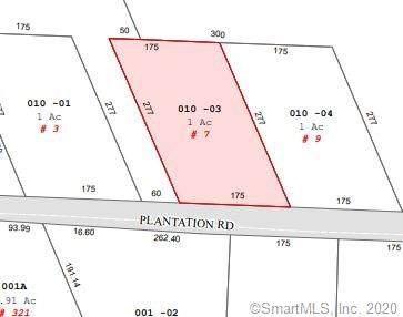 7 Plantation Road, East Windsor, CT 06016 (MLS #170311360) :: Sunset Creek Realty