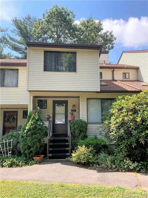 163 Cypress Road #163, Newington, CT 06111 (MLS #170311861) :: Carbutti & Co Realtors