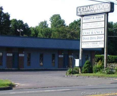 472 Boston Post Road #2, Orange, CT 06477 (MLS #170311916) :: Carbutti & Co Realtors