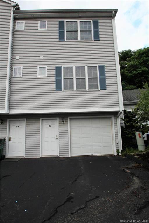 41 Harbor View Lane #41, Norwich, CT 06360 (MLS #170312537) :: Mark Boyland Real Estate Team
