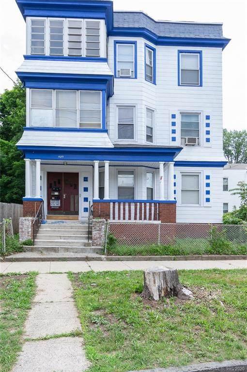 523 Dixwell Avenue, New Haven, CT 06511 (MLS #170314290) :: Carbutti & Co Realtors