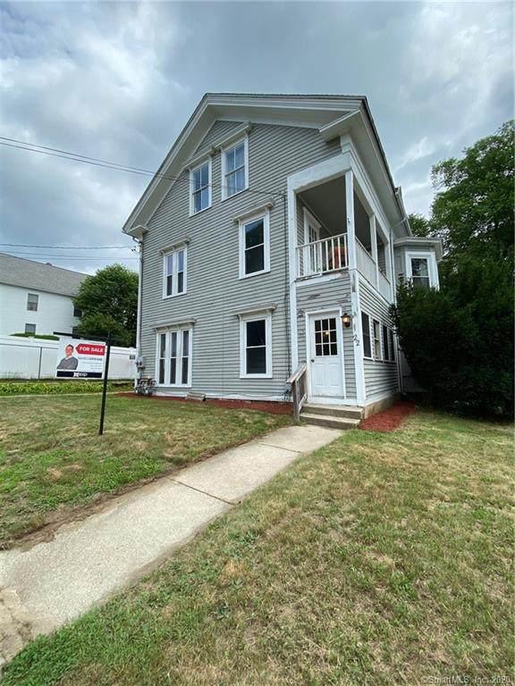 22 Center Street, Putnam, CT 06260 (MLS #170314312) :: Spectrum Real Estate Consultants