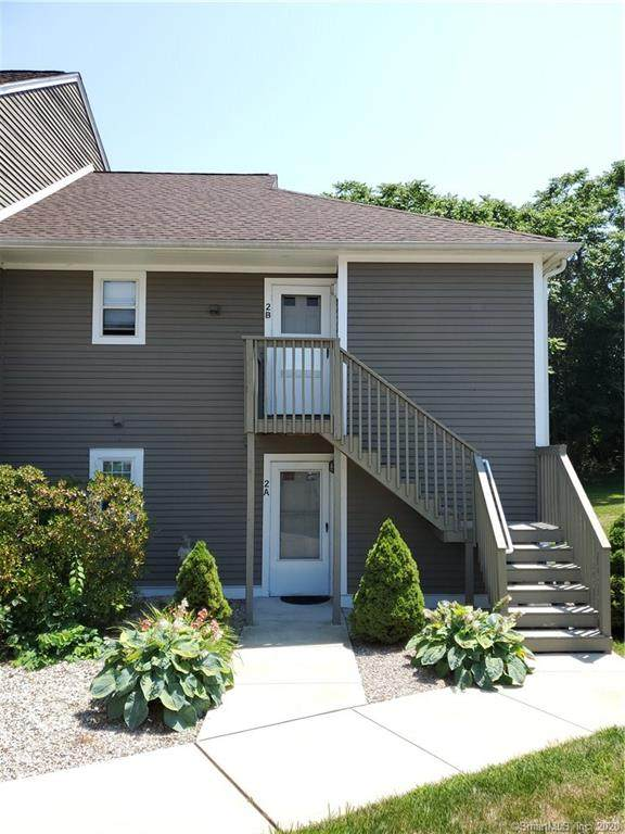 53 Brushy Plain Road 2A, Branford, CT 06405 (MLS #170314959) :: Team Feola & Lanzante | Keller Williams Trumbull