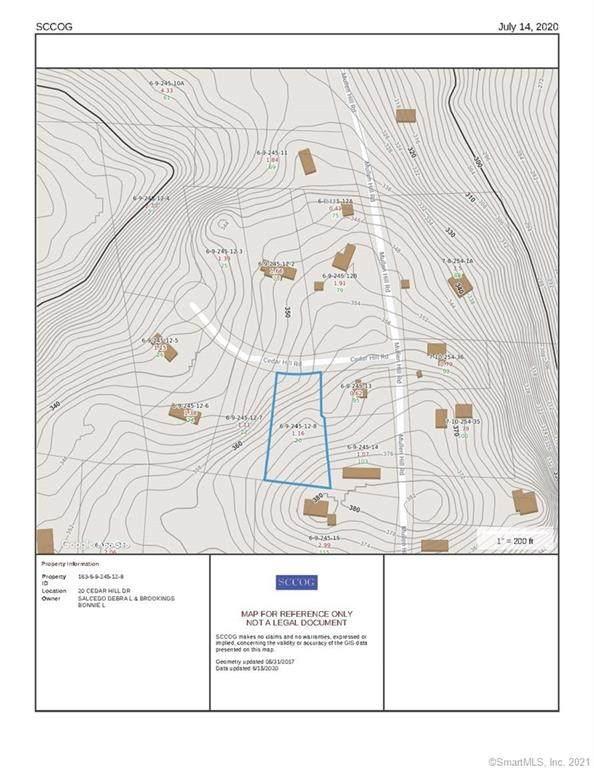 20 Cedar Hill, Windham, CT 06280 (MLS #170317021) :: Carbutti & Co Realtors
