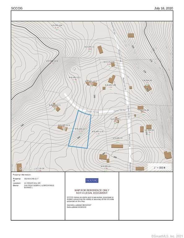 22 Cedar Hill, Windham, CT 06280 (MLS #170317036) :: Carbutti & Co Realtors