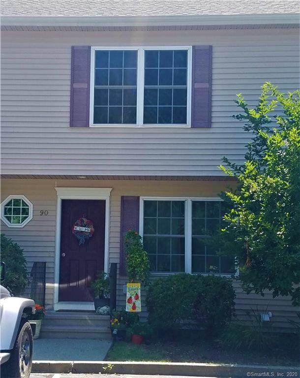 90 Briar Lane #90, Norwich, CT 06360 (MLS #170317974) :: Team Feola & Lanzante | Keller Williams Trumbull