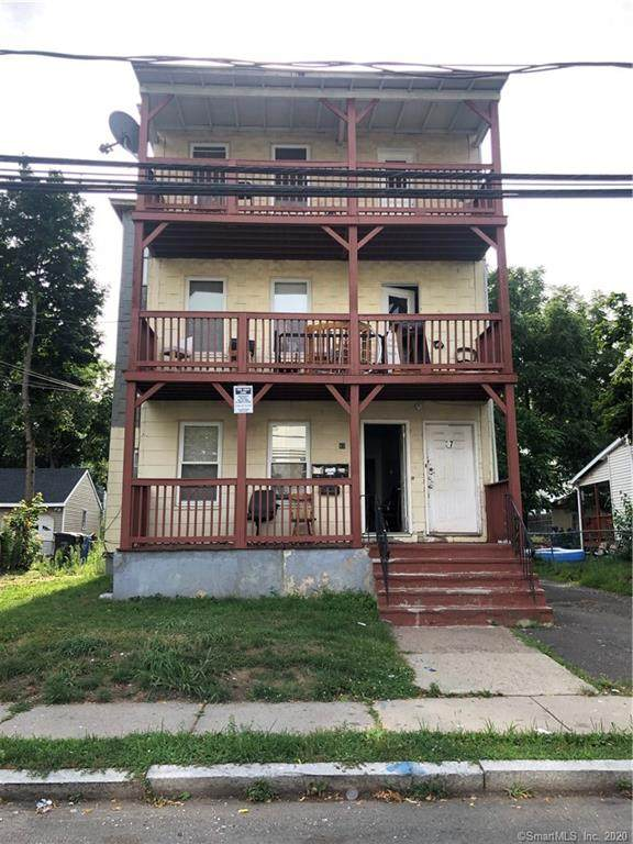 85 Rowe Avenue, Hartford, CT 06106 (MLS #170320140) :: Frank Schiavone with William Raveis Real Estate