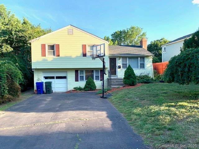 11 Saddle Hill Road, Newington, CT 06111 (MLS #170320689) :: Hergenrother Realty Group Connecticut