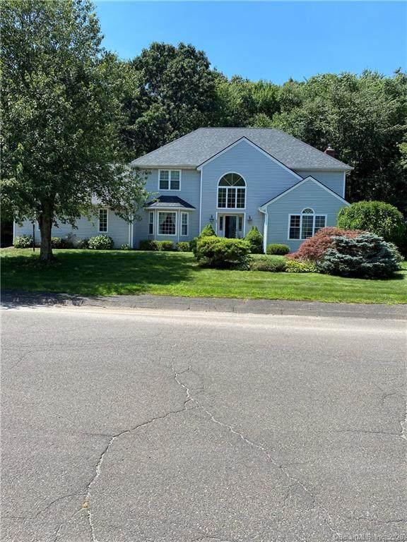 60 Country Club Woods Circle, Waterbury, CT 06708 (MLS #170321000) :: Frank Schiavone with William Raveis Real Estate