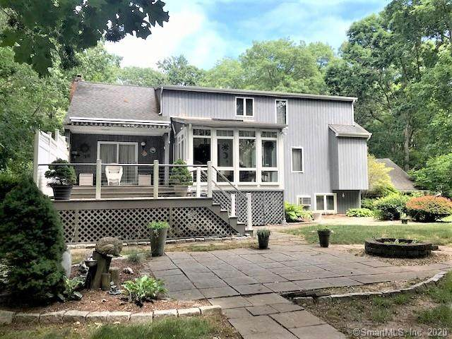 55 Flat Rock Road, Branford, CT 06405 (MLS #170321060) :: Around Town Real Estate Team