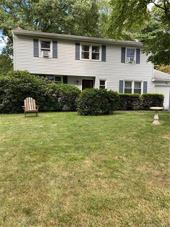 211 Little Hill Drive, Stamford, CT 06905 (MLS #170321299) :: Frank Schiavone with William Raveis Real Estate