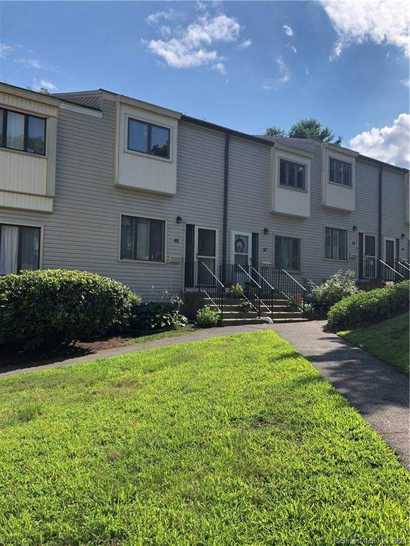 715 Frenchtown Road #46, Bridgeport, CT 06606 (MLS #170321797) :: Sunset Creek Realty
