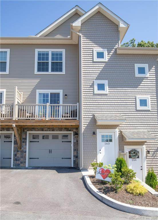 64 Scotch Cap Road #163, Waterford, CT 06375 (MLS #170322024) :: Frank Schiavone with William Raveis Real Estate