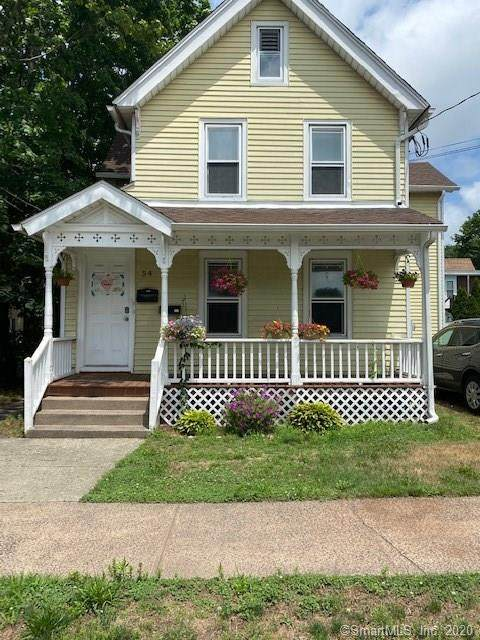 54 Spring Street, Wallingford, CT 06492 (MLS #170322237) :: Carbutti & Co Realtors