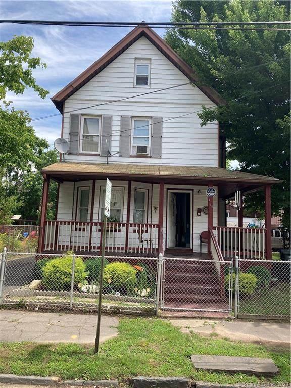 604 Hollister Avenue, Bridgeport, CT 06607 (MLS #170322279) :: Frank Schiavone with William Raveis Real Estate