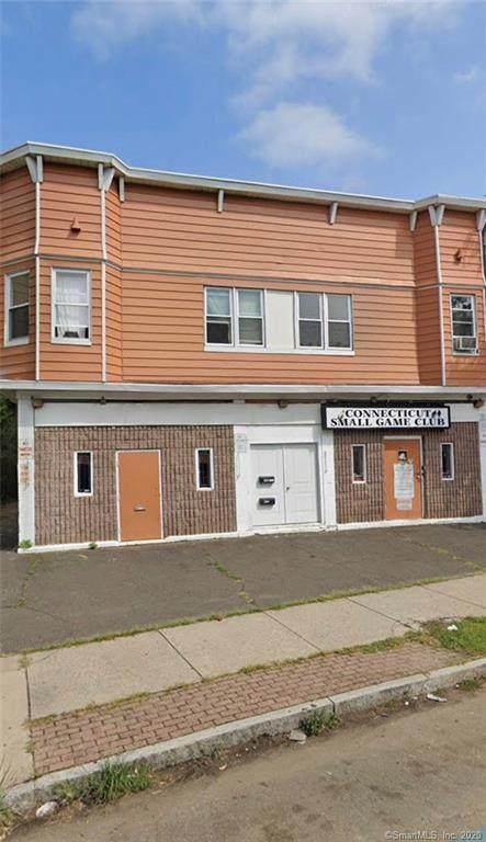 883-887 Connecticut Avenue, Bridgeport, CT 06607 (MLS #170322970) :: Frank Schiavone with William Raveis Real Estate