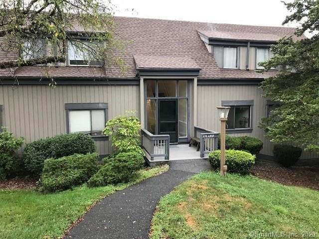 270 Heritage Village D, Southbury, CT 06488 (MLS #170323295) :: Around Town Real Estate Team