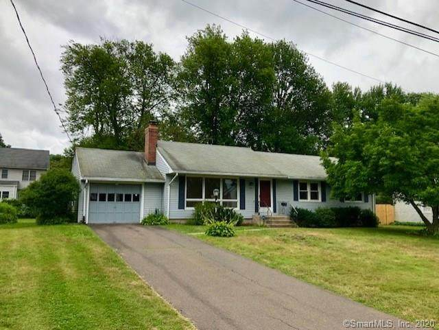 20 Carriage Hill Drive, Newington, CT 06111 (MLS #170323599) :: Hergenrother Realty Group Connecticut