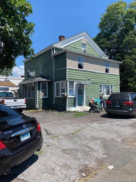 35 Merwin Street, Norwalk, CT 06850 (MLS #170323691) :: The Higgins Group - The CT Home Finder