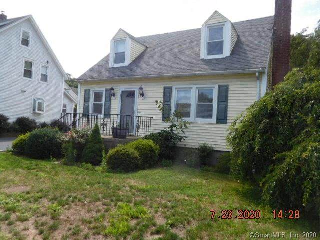 616 Hope Street F, Stamford, CT 06907 (MLS #170323978) :: The Higgins Group - The CT Home Finder