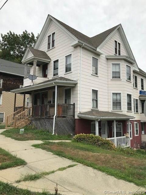 201/203 Crystal Avenue, New London, CT 06320 (MLS #170324490) :: Kendall Group Real Estate | Keller Williams