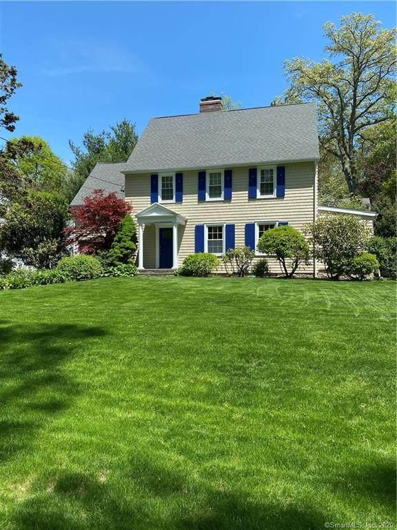 19 Oakshade Avenue, Darien, CT 06820 (MLS #170325332) :: Frank Schiavone with William Raveis Real Estate