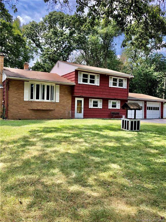 1 Oak Street, Plainfield, CT 06374 (MLS #170325606) :: Anytime Realty