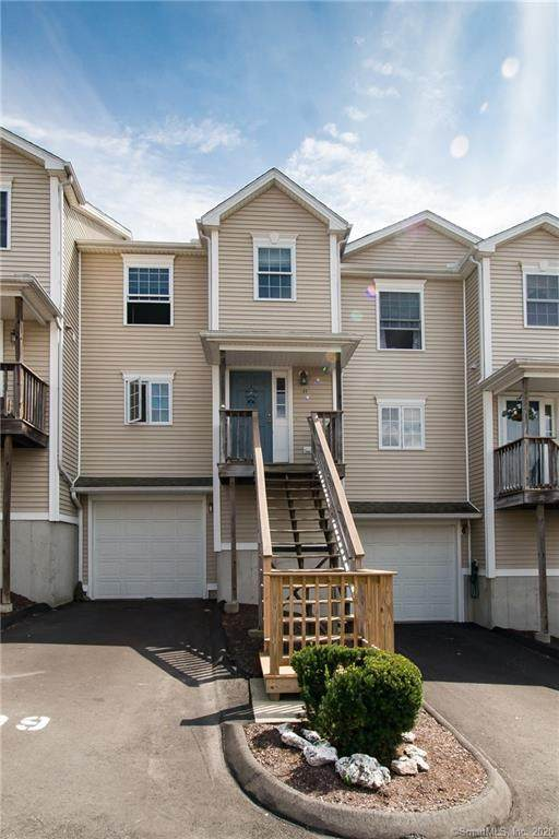 148 Mathewson Street #109, Griswold, CT 06351 (MLS #170325958) :: Team Feola & Lanzante | Keller Williams Trumbull