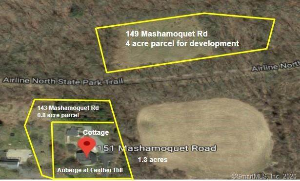 151 Mashamoquet Road, Pomfret, CT 06259 (MLS #170326387) :: The Higgins Group - The CT Home Finder