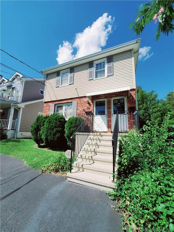 76 Burwood Avenue, Stamford, CT 06902 (MLS #170328126) :: The Higgins Group - The CT Home Finder