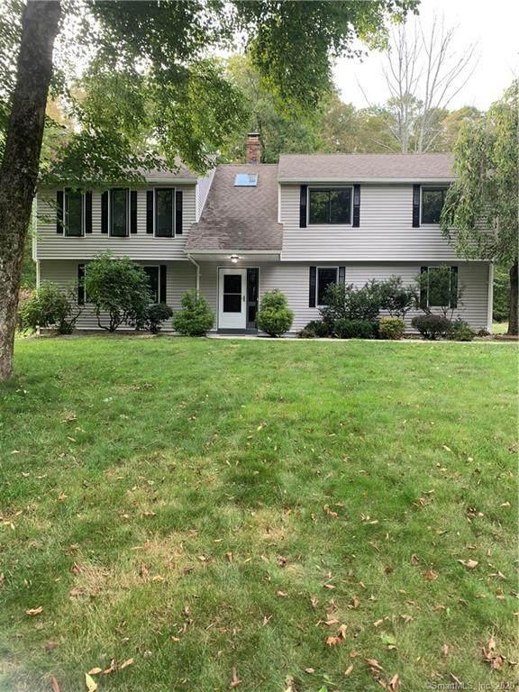 538 Brownstone Ridge, Meriden, CT 06451 (MLS #170329556) :: The Higgins Group - The CT Home Finder