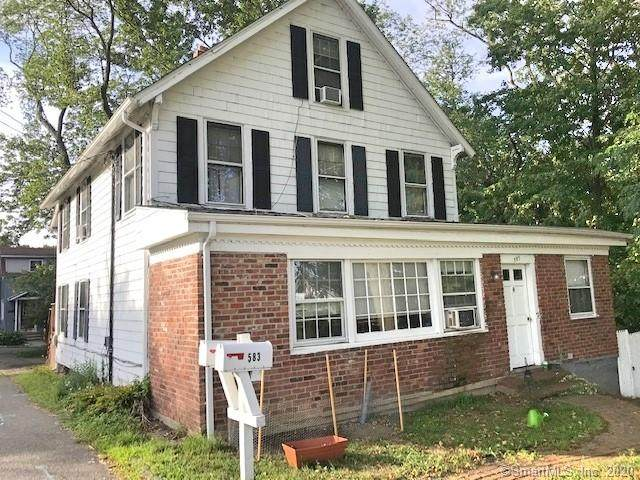 583 Church Hill Road, Trumbull, CT 06611 (MLS #170330776) :: The Higgins Group - The CT Home Finder