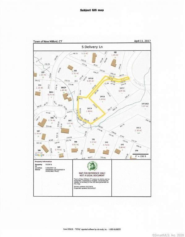 5 Delivery Lane, New Milford, CT 06776 (MLS #170331468) :: Team Feola & Lanzante | Keller Williams Trumbull